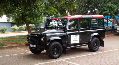 Land Rover 110 Heritage Edition